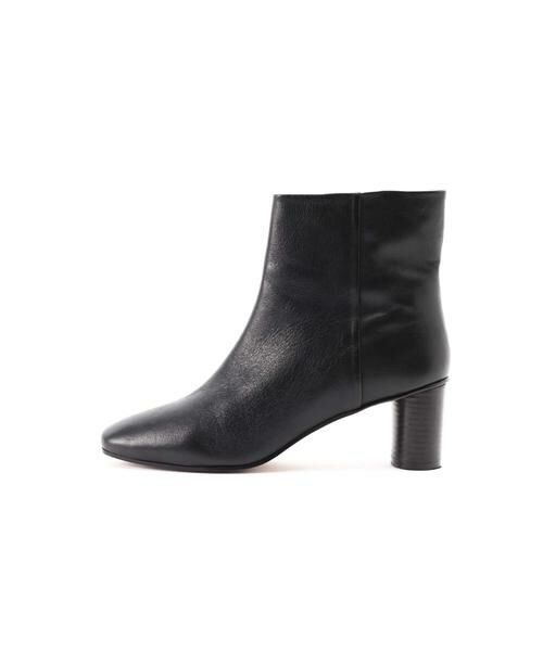 ROSE BUD / ローズ バッド ブーツ(ショート丈) | ショートブーツ(ブラック)