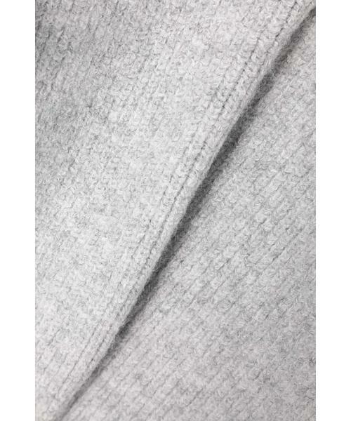 ROSE BUD / ローズ バッド ニット・セーター | マフラー付きニットトップス | 詳細3