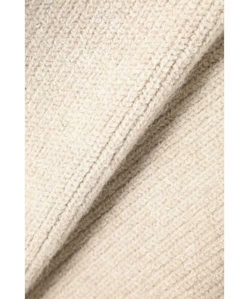 ROSE BUD / ローズ バッド ニット・セーター | マフラー付きニットトップス | 詳細17