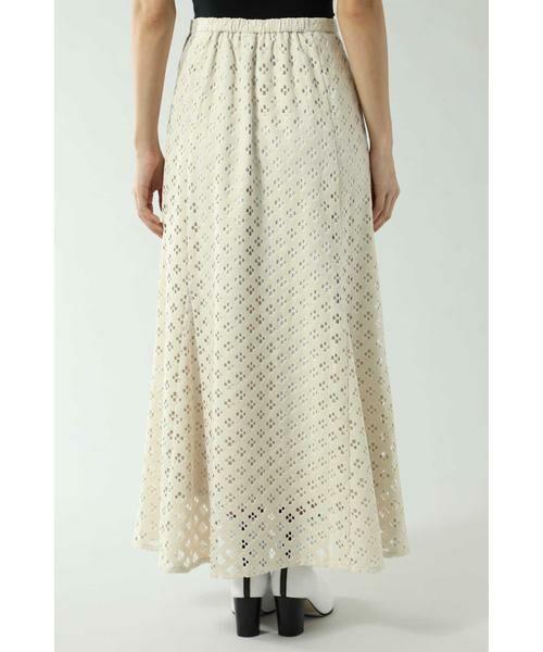 ROSE BUD / ローズ バッド スカート | 透かしナロースカート | 詳細11