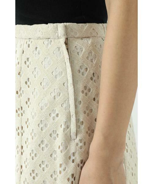 ROSE BUD / ローズ バッド スカート | 透かしナロースカート | 詳細13