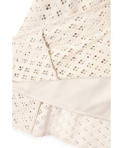 ROSE BUD / ローズ バッド スカート | 透かしナロースカート | 詳細16