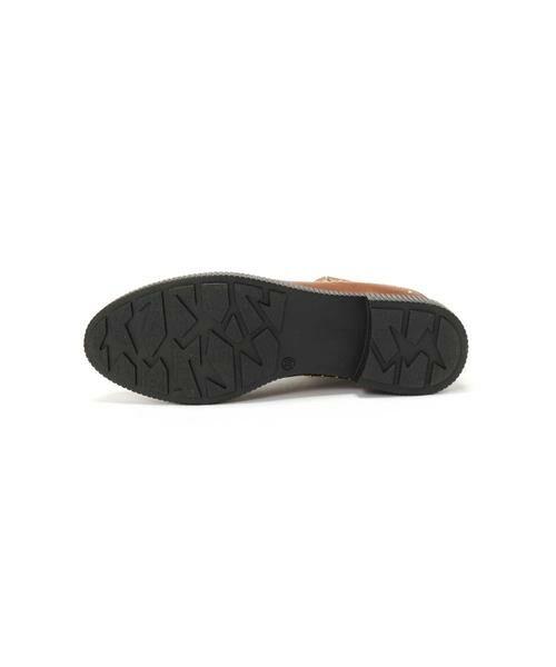ROSE BUD / ローズ バッド ブーツ(ショート丈) | スタッズ付サイドゴアブーツ | 詳細7