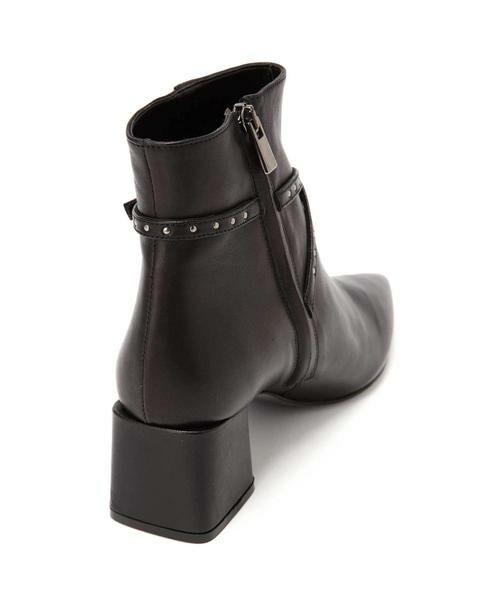 ROSE BUD / ローズ バッド ブーツ(ショート丈) | スタッズベルトショートブーツ | 詳細4
