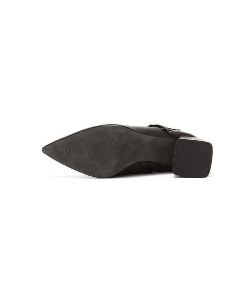 ROSE BUD / ローズ バッド ブーツ(ショート丈) | スタッズベルトショートブーツ | 詳細9