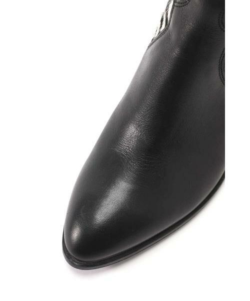 ROSE BUD / ローズ バッド ブーツ(ショート丈) | アニマル柄ウエスタンブーツ | 詳細3