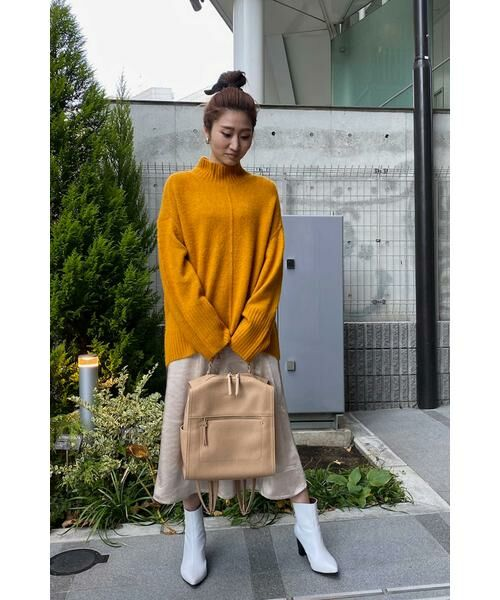 ROSE BUD / ローズ バッド ニット・セーター | ハイネックニットトップス | 詳細10