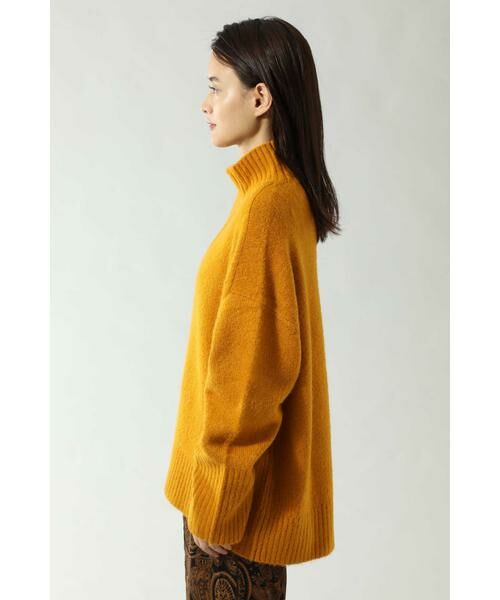 ROSE BUD / ローズ バッド ニット・セーター | ハイネックニットトップス | 詳細4