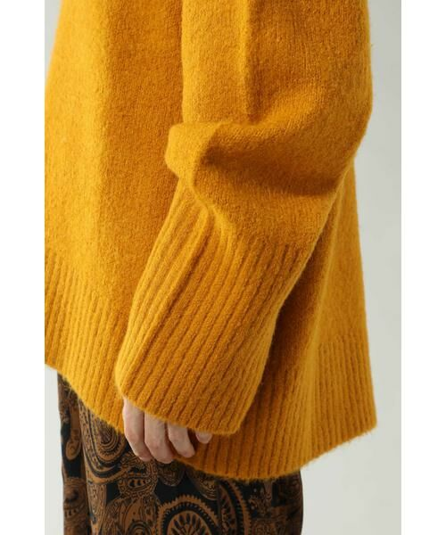 ROSE BUD / ローズ バッド ニット・セーター | ハイネックニットトップス | 詳細8
