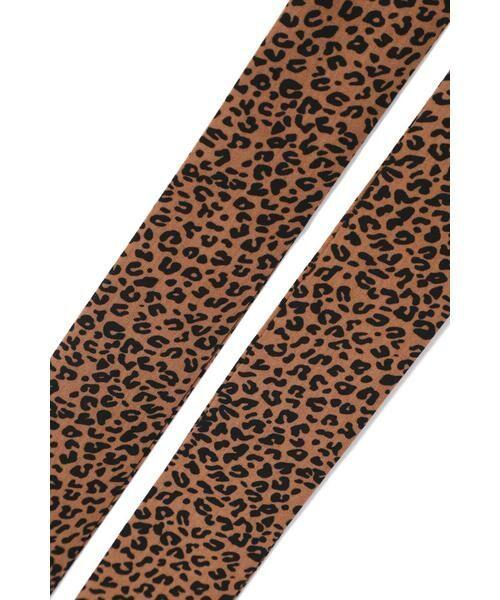 ROSE BUD / ローズ バッド ニット・セーター | スカーフ付きクルーネックニット | 詳細2