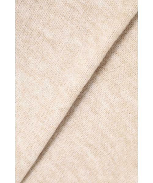 ROSE BUD / ローズ バッド ニット・セーター | スカーフ付きクルーネックニット | 詳細6