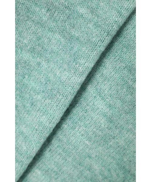 ROSE BUD / ローズ バッド ニット・セーター | スカーフ付きクルーネックニット | 詳細17