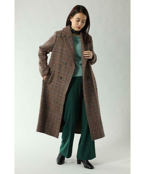 ROSE BUD / ローズ バッド ニット・セーター | スカーフ付きクルーネックニット | 詳細9