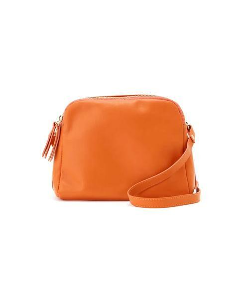 ROSE BUD / ローズ バッド ショルダーバッグ | スクエアショルダーバッグ(オレンジ)