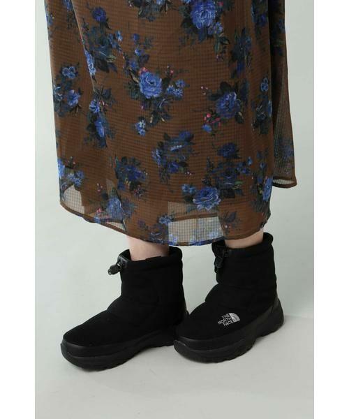 ROSE BUD / ローズ バッド ブーツ(ショート丈) | ヌプシブーティーウールVショート(ユニセックス) | 詳細1