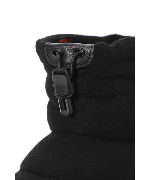 ROSE BUD / ローズ バッド ブーツ(ショート丈) | ヌプシブーティーウールVショート(ユニセックス) | 詳細6