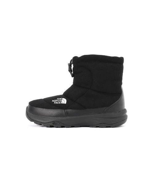 ROSE BUD / ローズ バッド ブーツ(ショート丈) | ヌプシブーティーウールVショート(ユニセックス)(ブラック)