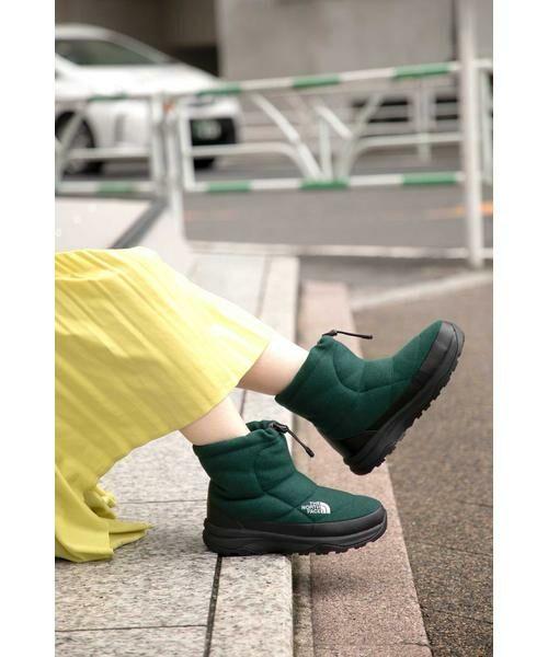 ROSE BUD / ローズ バッド ブーツ(ショート丈) | ヌプシブーティーウールVショート(ユニセックス) | 詳細9