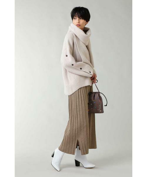 ROSE BUD / ローズ バッド ブーツ(ショート丈) | Pointed Bi Color Boots | 詳細3