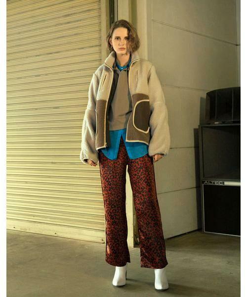 ROSE BUD / ローズ バッド ブーツ(ショート丈) | Pointed Bi Color Boots | 詳細7