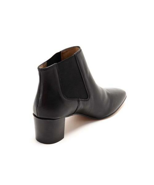 ROSE BUD / ローズ バッド ブーツ(ショート丈) | スクエアトゥサイドゴアブーツ | 詳細3