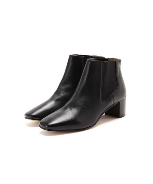 ROSE BUD / ローズ バッド ブーツ(ショート丈) | スクエアトゥサイドゴアブーツ | 詳細6