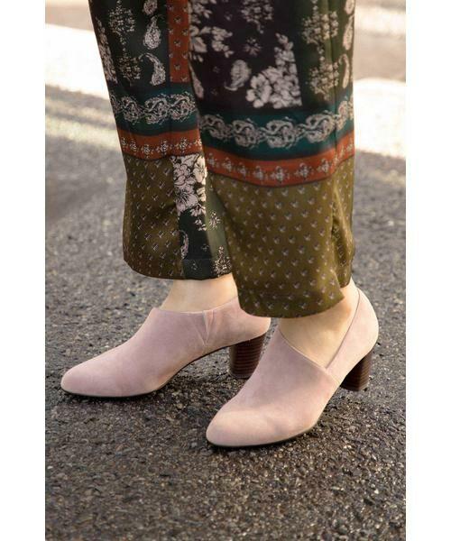 ROSE BUD / ローズ バッド ブーツ(ショート丈) | デザインカットブーティー | 詳細1
