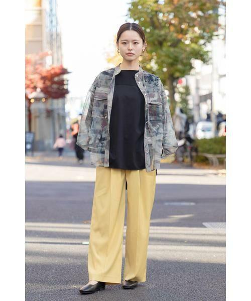 ROSE BUD / ローズ バッド パンツ | タックボリュームパンツ | 詳細4