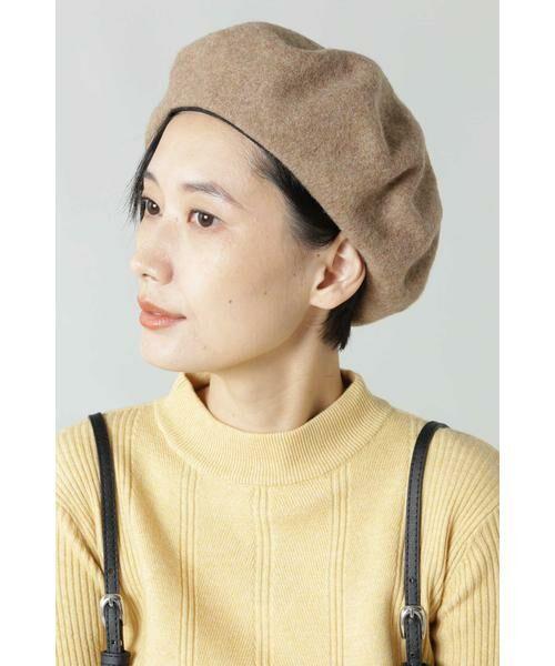 ROSE BUD / ローズ バッド キャップ | ベレー帽 | 詳細1