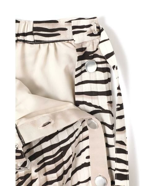 ROSE BUD / ローズ バッド スカート | アニマルプリーツスカート | 詳細18
