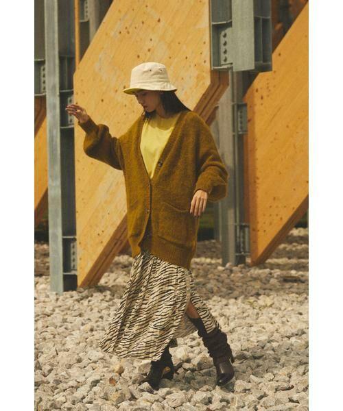 ROSE BUD / ローズ バッド スカート | アニマルプリーツスカート | 詳細22
