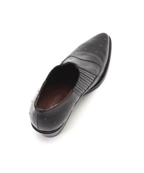 ROSE BUD / ローズ バッド ブーツ(ショート丈) | スモールスタッズウェスタンブーティー | 詳細4