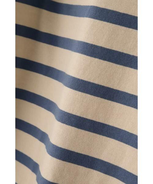 ROSE BUD / ローズ バッド カットソー | ナバルボーダーロングTシャツ | 詳細9