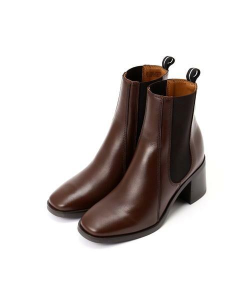 ROSE BUD / ローズ バッド ブーツ(ショート丈) | サイドゴアブーツ | 詳細6