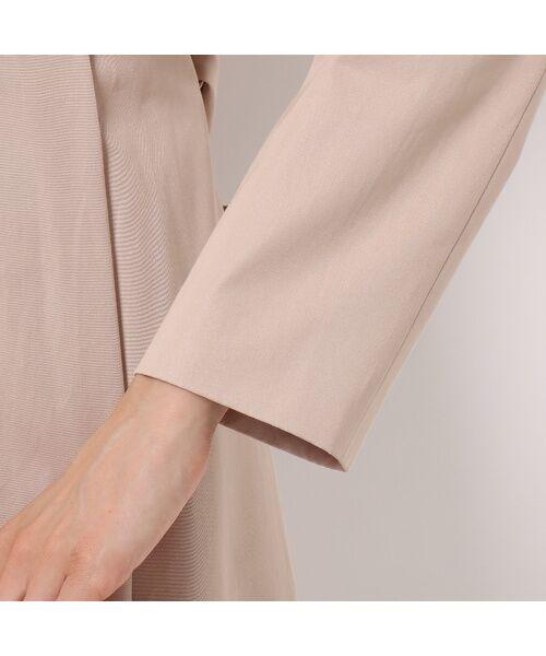 Rose Tiara / ローズティアラ トレンチコート   カットワーク刺繍トレンチコート   詳細6