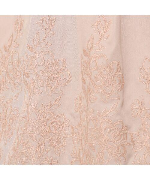 Rose Tiara / ローズティアラ トレンチコート   カットワーク刺繍トレンチコート   詳細10
