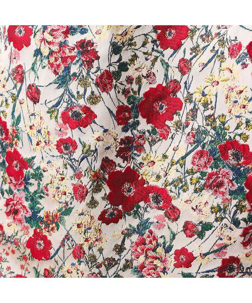 Rose Tiara / ローズティアラ ミニ・ひざ丈スカート | LIMONTAフレアスカート | 詳細1