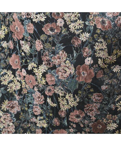 Rose Tiara / ローズティアラ ミニ・ひざ丈スカート | LIMONTAフレアスカート | 詳細3