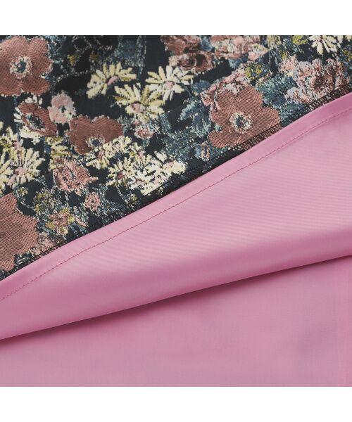 Rose Tiara / ローズティアラ ミニ・ひざ丈スカート | LIMONTAフレアスカート | 詳細4