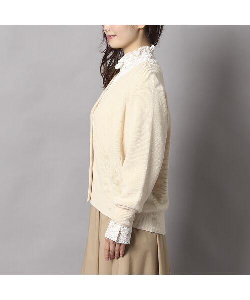 Rose Tiara / ローズティアラ ニット・セーター | コクーンニットカーディガン | 詳細1