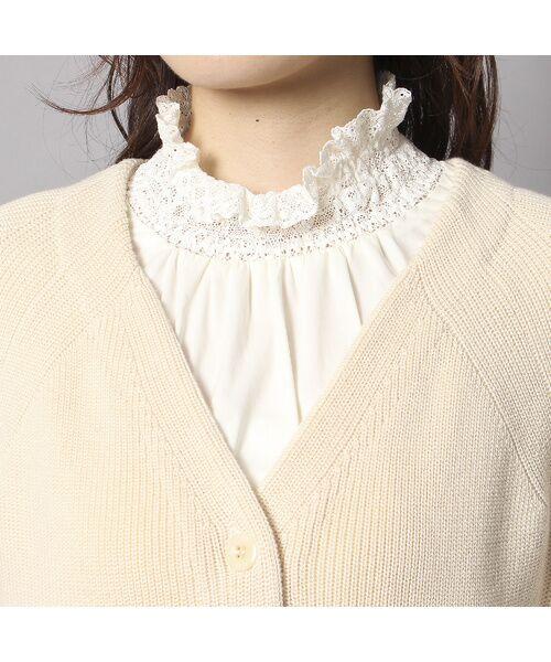 Rose Tiara / ローズティアラ ニット・セーター | コクーンニットカーディガン | 詳細3