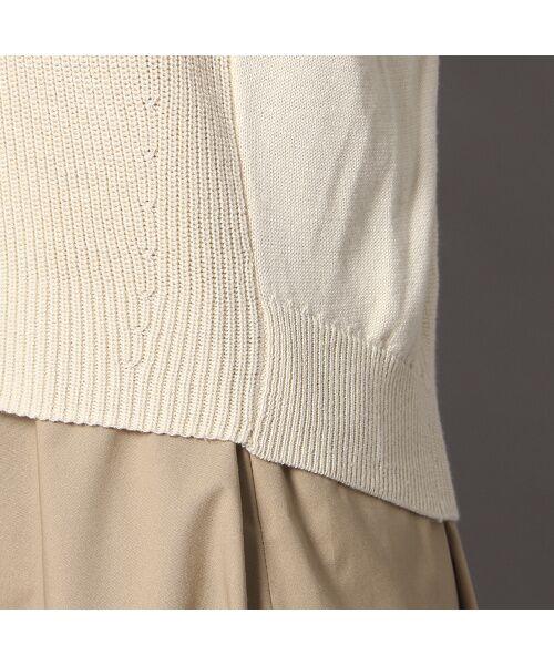 Rose Tiara / ローズティアラ ニット・セーター | コクーンニットカーディガン | 詳細5