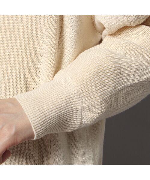 Rose Tiara / ローズティアラ ニット・セーター | コクーンニットカーディガン | 詳細7