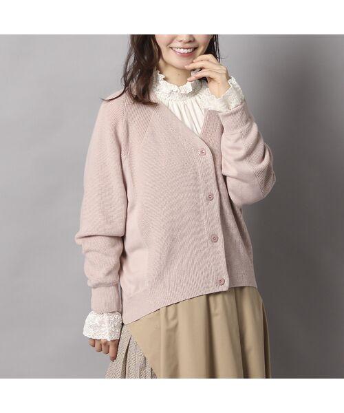 Rose Tiara / ローズティアラ ニット・セーター | コクーンニットカーディガン | 詳細9