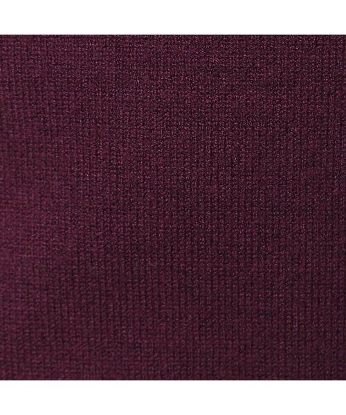 Rose Tiara / ローズティアラ ニット・セーター | 3WAYドルマンスリーブニットカーディガン | 詳細10