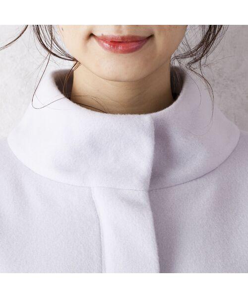 Rose Tiara / ローズティアラ ノーカラージャケット | コクーンスリーブショートジャケット | 詳細5