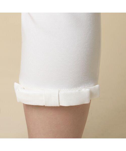 Rose Tiara / ローズティアラ ショート・ハーフ・半端丈パンツ   バックリボンレギンスパンツ   詳細6
