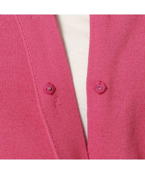 Rose Tiara / ローズティアラ ニット・セーター | リボンモチーフニットカーディガン | 詳細14
