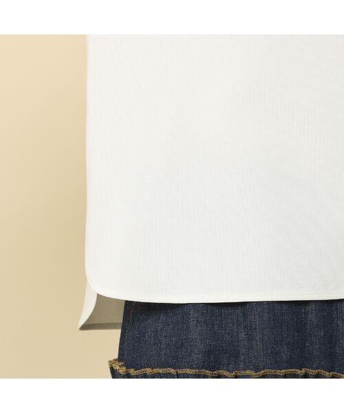 Rose Tiara / ローズティアラ シャツ・ブラウス   3D刺繍袖ブラウス   詳細8