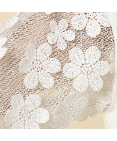 Rose Tiara / ローズティアラ シャツ・ブラウス   3D刺繍袖ブラウス   詳細9